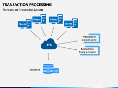 Transaction Processing PPT Slide 1