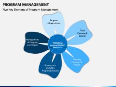 Program Management PPT Slide 1