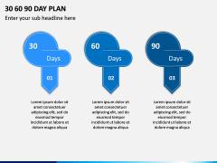 30 60 90 Day Plan PPT Slide 9