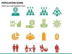 Population Icons PPT Slide 7
