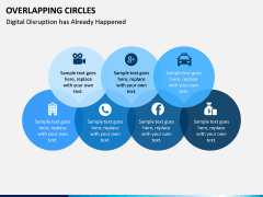 Overlapping Circles PPT Slide 11