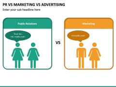 PR Vs Marketing Vs Advertising PPT Slide 11
