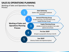Sales and Operations Planning PPT Slide 5
