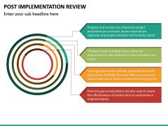 Post Implementation Review PPT Slide 23
