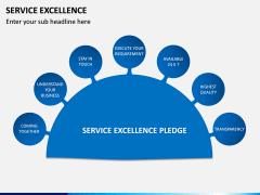 Service Excellence PPT Slide 7