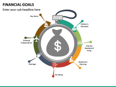 Financial Goals PPT Slide 22