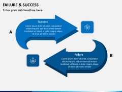 Failure and Success PPT Slide 3