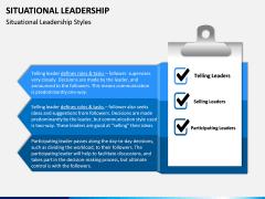 Situational Leadership PPT Slide 16