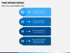 Time Boxing Model PPT Slide 12