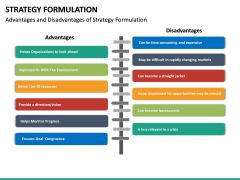 Strategy Formulation PPT slide 27