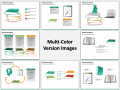 Books and paper PPT slide MC Combined