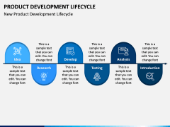 Product Development Lifecycle PPT Slide 7