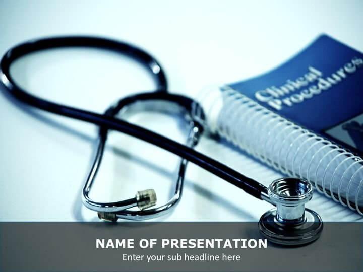 Medical PPT Slide 1