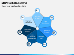 Strategic Objectives PPT Slide 10