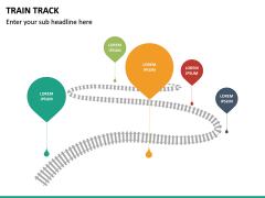 Train Track PPT Slide 29