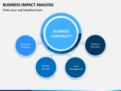 Business impact analysis PPT slide 16