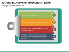 Business Relationship Management (BRM) PPT Slide 21