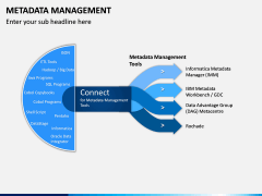 Metadata Management PPT slide 13