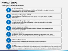 Project Steps PPT Slide 8