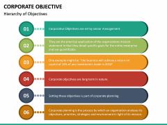 Corporate Objective PPT Slide 17