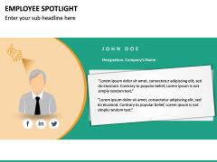 Employee Spotlight PPT Slide 20