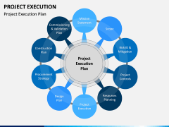 Project Execution PPT Slide 1