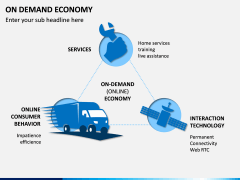 On Demand Economy PPT slide 2