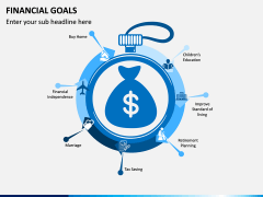 Financial Goals PPT Slide 8