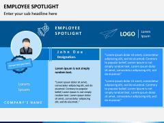 Employee Spotlight PPT Slide 4