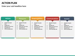 Action Plan PPT Slide 23