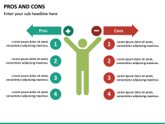 Pros and Cons PPT Slide 38