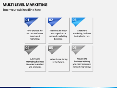 Multi Level Marketing (MLM) PPT Slide 8