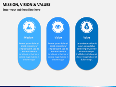 Mission, Vision and Values PPT Slide 10