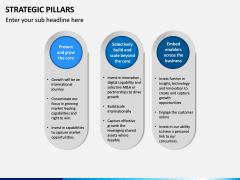 Strategic Pillars PPT Slide 12
