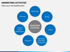 Marketing Activities PPT Slide 1