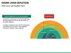 Ozone Layer Depletion PPT Slide 25