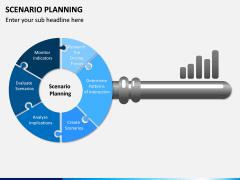 Scenario Planning PPT slide 1