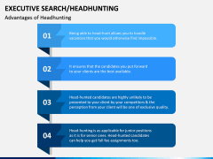 Executive Search (Headhunting) PPT Slide 12