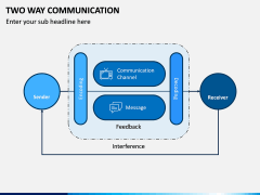 Two Way Communication PPT Slide 2