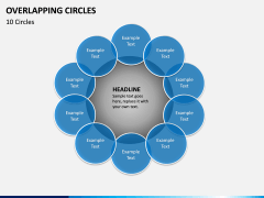 Overlapping Circles PPT Slide 17