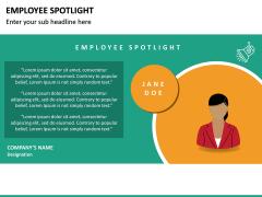 Employee Spotlight PPT Slide 30