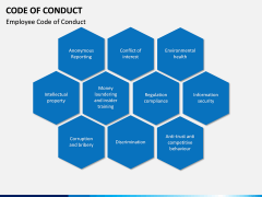 Code of Conduct PPT slide 6