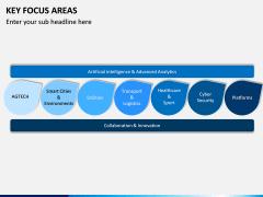 Key Focus Areas PPT Slide 10
