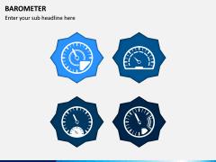 Barometer Icons PPT Slide 9