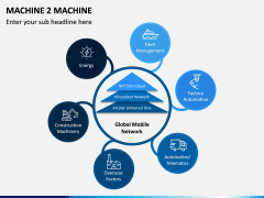 Machine to Machine (M2M) PPT Slide 12