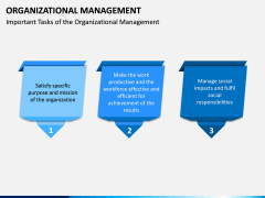 Organizational Management PPT Slide 6