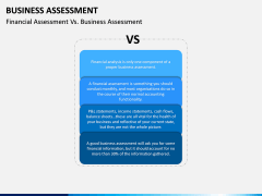 Business Assessment PPT Slide 12