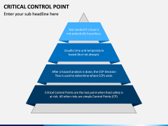 Critical Control Point PPT Slide 5