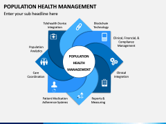 Population Health Management PPT Slide 1