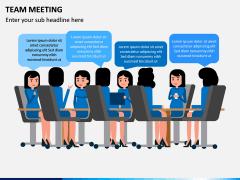 Team Meeting PPT Slide 2